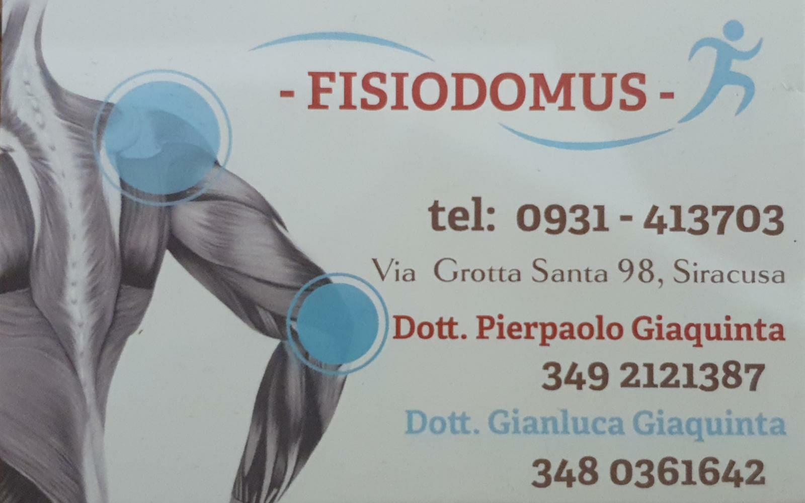 FISIODOMUS - Gianluca Giaquinta