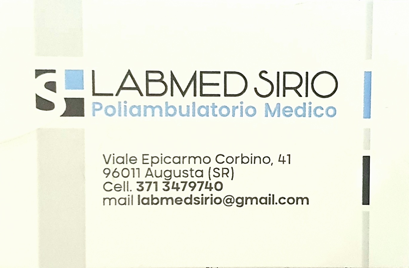LabMed Sirio - Poliambulatorio
