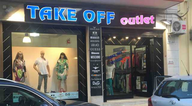 BizWeek | L'elenco Multimediale | TAKE OFF Outlet