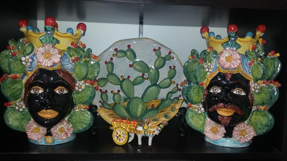 Bizweek ceramikale ceramiche di caltagirone a siracusa