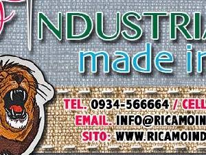 Ricamo Industriale