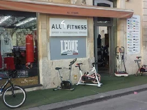 All 4 Fitness