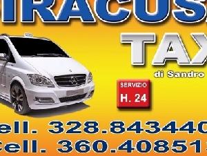 Servizio Taxi Siracusa