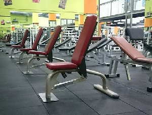 Palestra Atletic center fitness