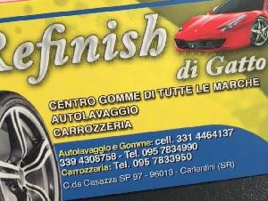 Auto carrozzeria Gatto e Refinish Gomme