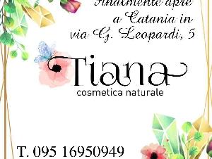 Tiana - Cosmetica Naturale