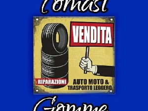 Tomasi Gomme - Gommista a Siracusa